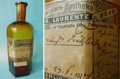 Apothekenflasche 1914